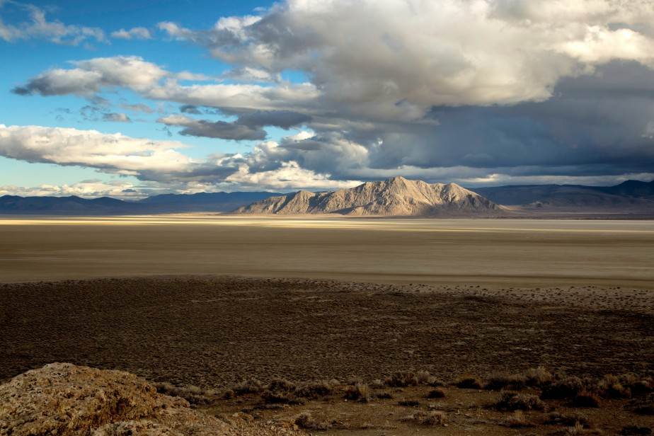 Black Rock Desert and Relearning the Lesson